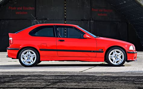 1996 BMW M3 Compact - Wallpapers and HD Images | Car Pixel