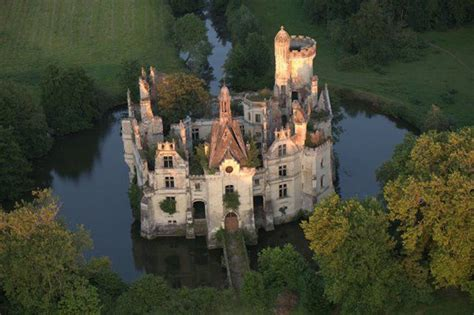 Forgotten Castle Was Nearly Destroyed, Until French