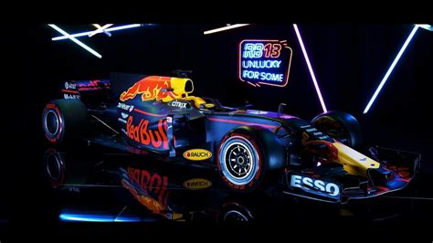 Red Bull reveal the RB13