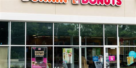 Dunkin' Donuts Is Getting a Name Change   Fortune
