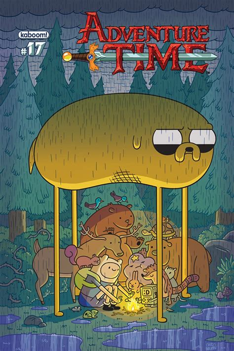 Issue 17 - The Adventure Time Wiki