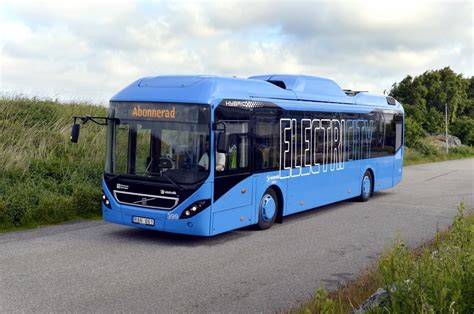 Volvo 7900 Electric Hybrid Coming -- Cuts Fuel Consumption