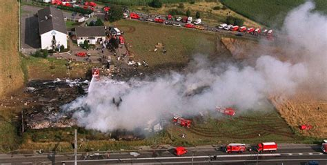 Accident of a Concorde operated by Air France - Paris