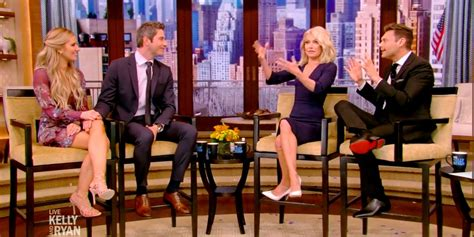 Kelly Ripa Interviews Arie - Bachelor Arie Interview With
