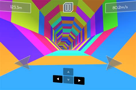 Color Tunnel - There is something quite hypnotic about