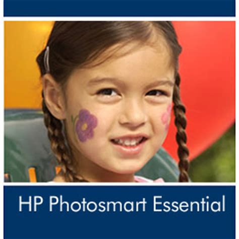 HP Photosmart Essential Software for Photo Editing