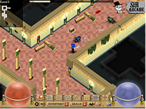 Forgotten Dungeon 2 Game - Play online at Y8