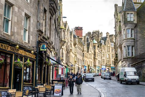 UNESCO World Heritage Site: Old and New Towns of Edinburgh
