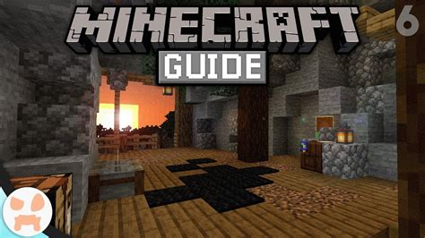CAVE BASE EXPANSION!   The Minecraft Guide - Minecraft 1
