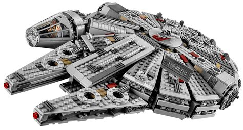 75105 Millenium Falcon - Lego Star Wars 7 - The Force
