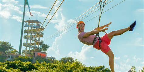 6 All Inclusive Adventure Resorts with Zip Lining | Family