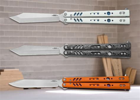 Bladerunners Systems: Beginner Balisong Tricks - The Knife